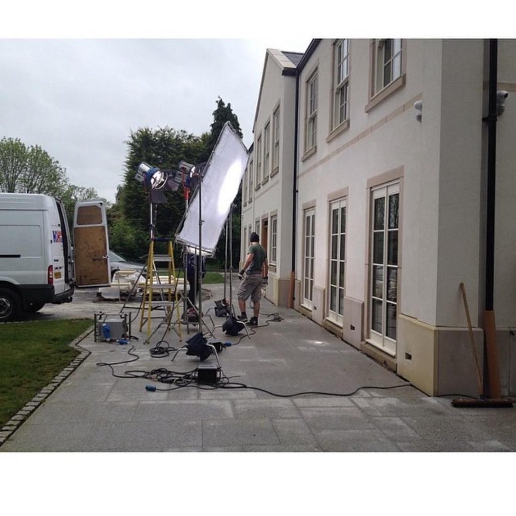 bts from a tvc we created A great location directorhellip